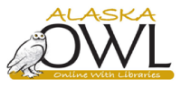 Logo for OWL - Online with Libraries Program